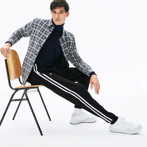 Lacoste Fleece Side Stripe Trackpants XH8871-51-031