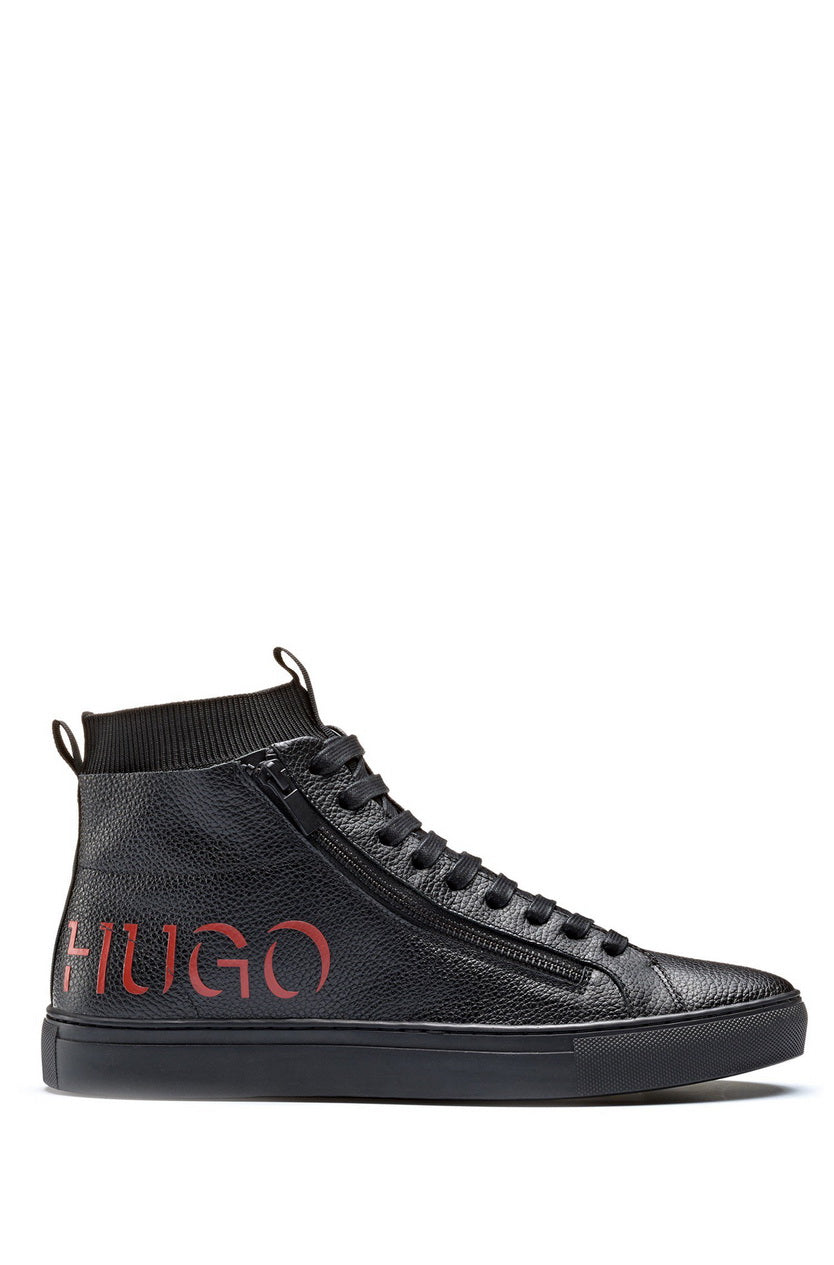 HUGO BOSS FUTURISM HIGH TOP MEN'S SNEAKERS 50417979-001