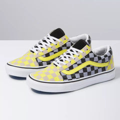 Vans SUEDE OLD SKOOL Unisex sneakers MULTI CHECK/TRUE WHITE VN0A4U3BXF9