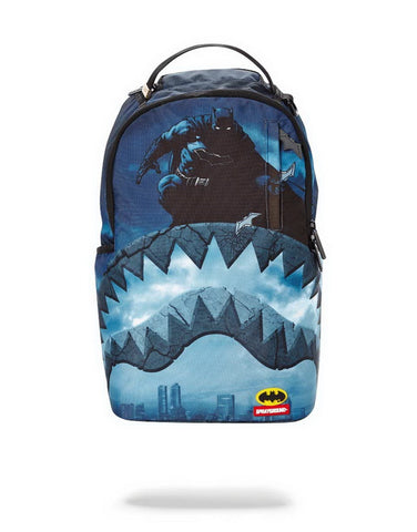 SPRAYGROUND BATMAN 50TH ANNIVERSARY SHARKBACKPACK 910B2468NSZ