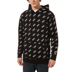 Vans All Over Distorted Performance Pullover Fleece Mens VN0A49LFY28