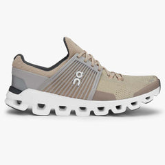 ON CLOUDSWIFT MEN'S SNEAKER Cloudswift-M-Sand/Grey