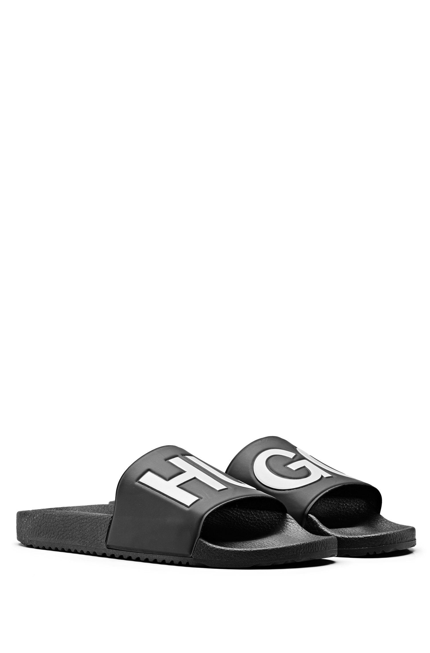 HUGO BOSS TIMEOUT_SLIP_RBLG ADULT'S SANDAL 50411426-001