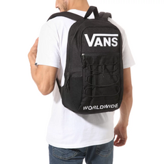Vans MN SNAG BACKPACK BLACK DISTORTION/BLACK VN0A3HCBYJV