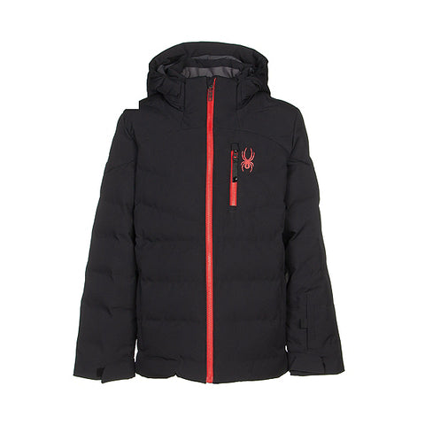 SPYDER IMPULSE SYNTHETIC BOY'S JACKET 38195011-001