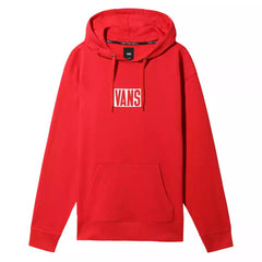 VANS NEW STAX HOODIE RACING RED MEN'S PO VN0A49SHIZQ