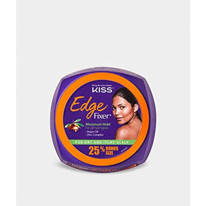 KISS Edge Fixer Edge Control 150ML (Dry & Itchy Scalp)