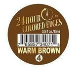 Ebin New York 24 Hour Colored Edges 0.5 fl oz/15 mL