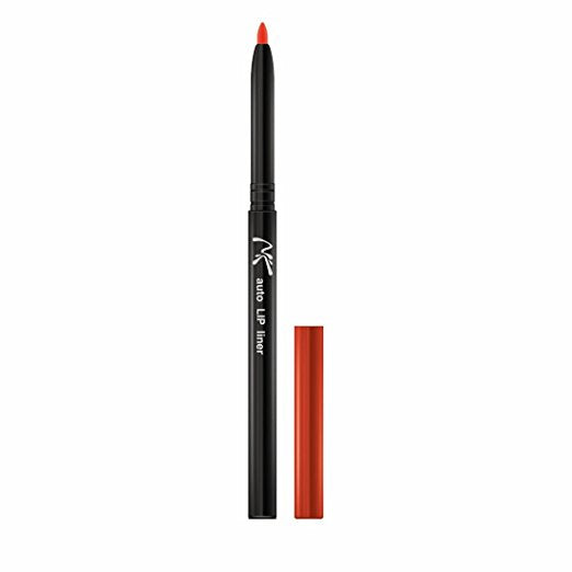 Nicka K Auto Lip Liner AA34 ORANGE RED