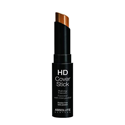 Absolute New York HD Cover Stick Perfecting Concealer (TOASTED ALMONDS)