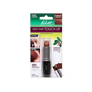 KISS Quick Cover Gray Hair Touch Up Stick - Auburn