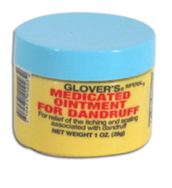 Glovers Medicated Ointment for Dandruff 1 oz