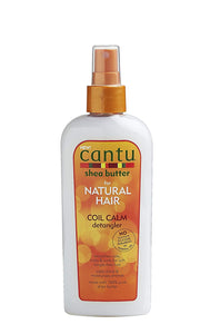Cantu Detangler Shea Butter Coil Calm Spray, 8 Ounce