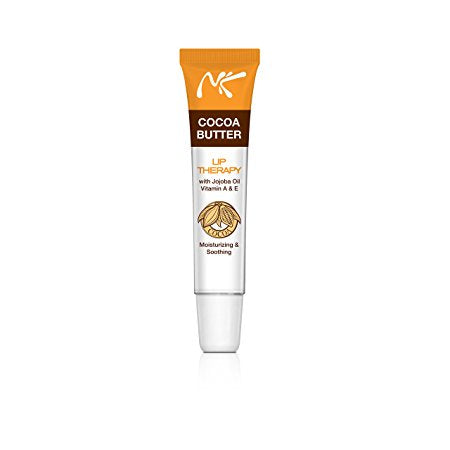 (3 Pack) NICKA K Cocoa Butter Lip Therapy