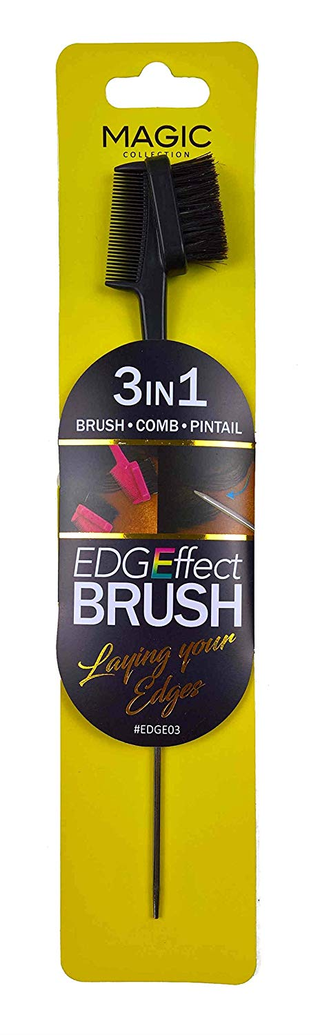 MAGIC COLLECTION 3 IN 1 EDGE EFFECT BRUSH