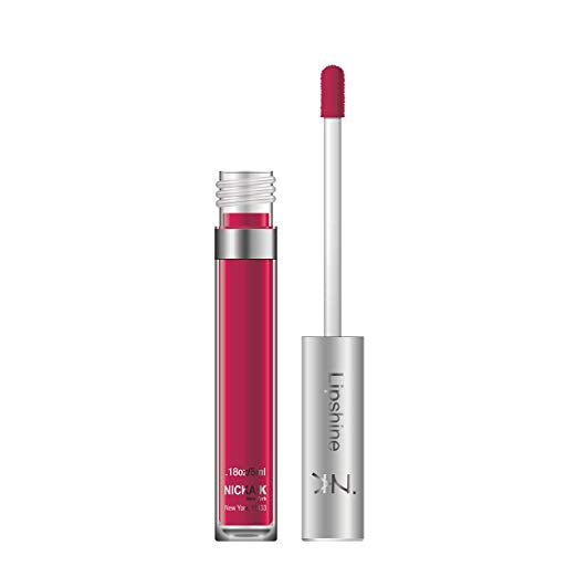 NICKA K Velvet Lip Shine A61 Too Hot
