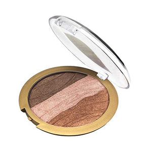 NICKA K Mineral Based Sheer & Glow Bronzer - Rose Soleil