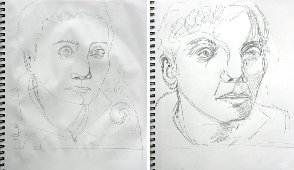 Kelly Anne Powers drawing