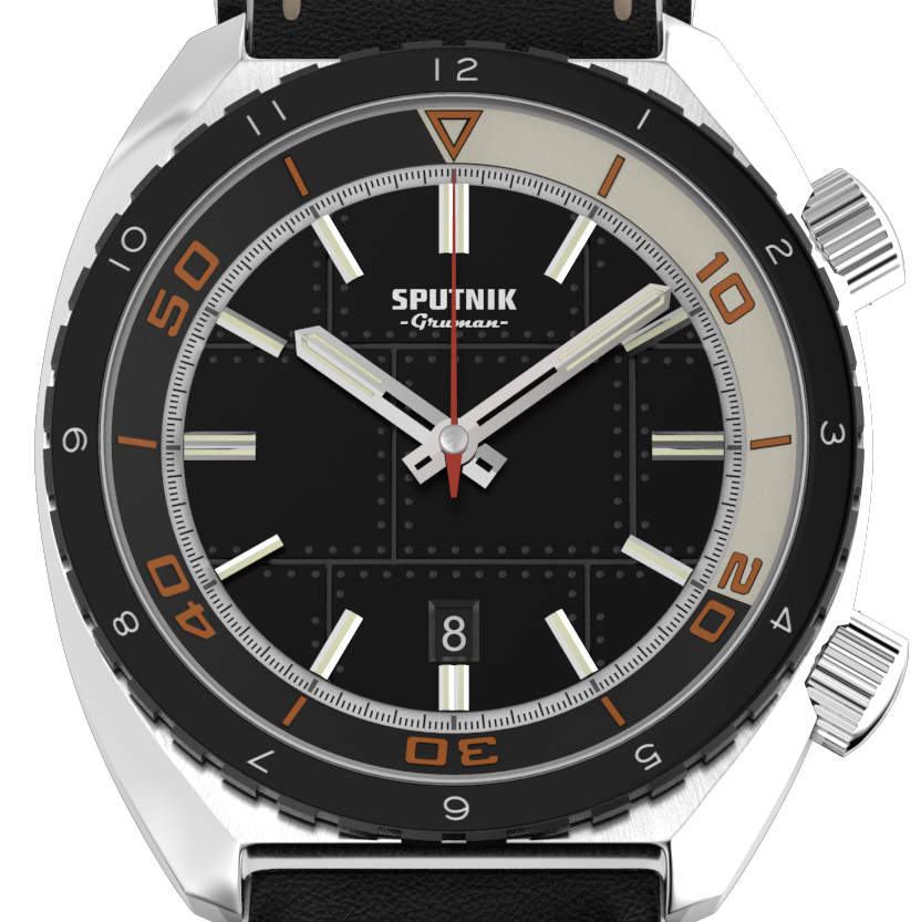 Sputnik 3hands Black