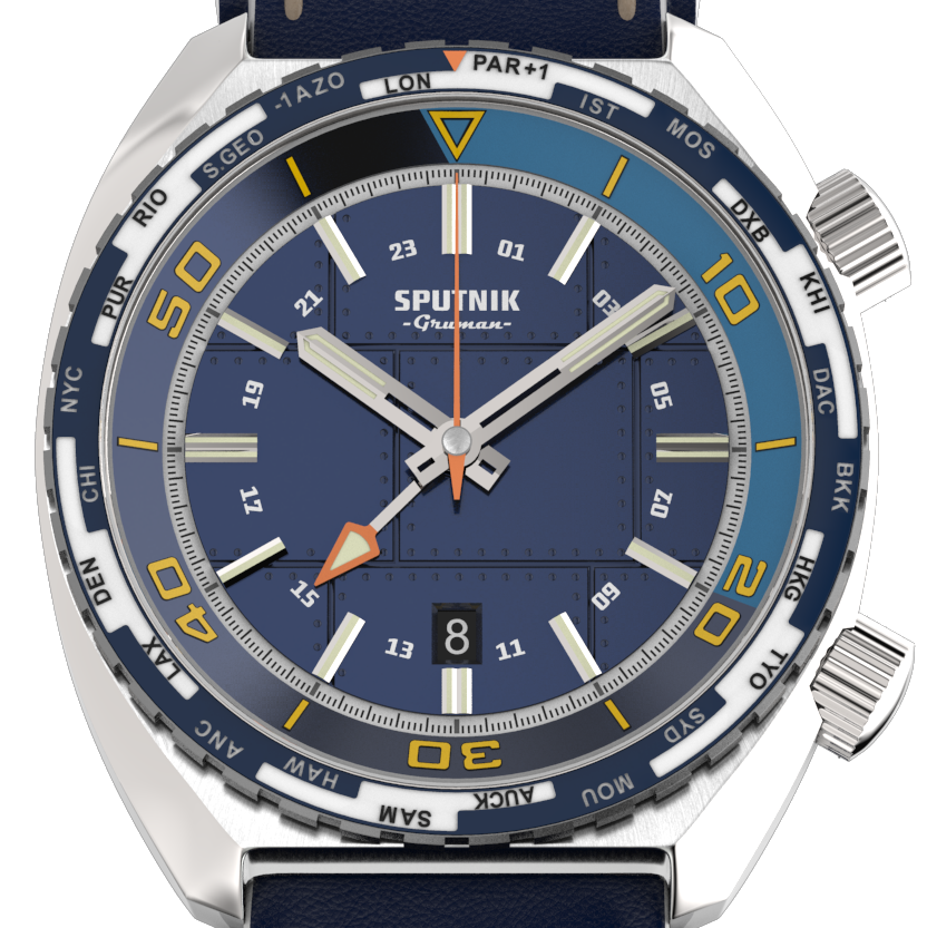Sputnik GMT Blue