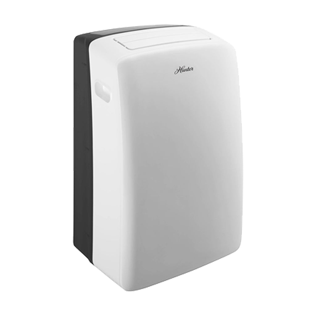 Hunter 14,000 BTU (8,600 BTU DOE) Portable Air Conditioner with Heat Pump for Rooms Up To 500 Sq. Ft.