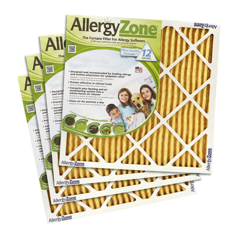 "1"" Furnace Air Filter (4-pack)"