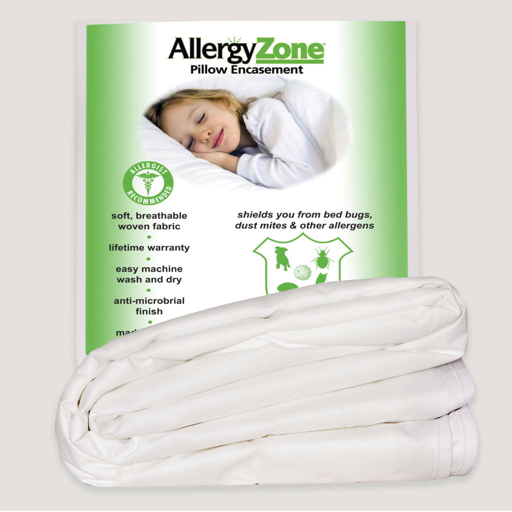 AllergyZone Pillow Encasement