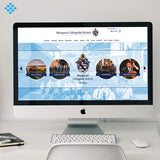 One Page Website Design & Development