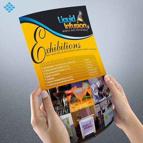 Flyer Design, Flyers & Posters - Techzollc