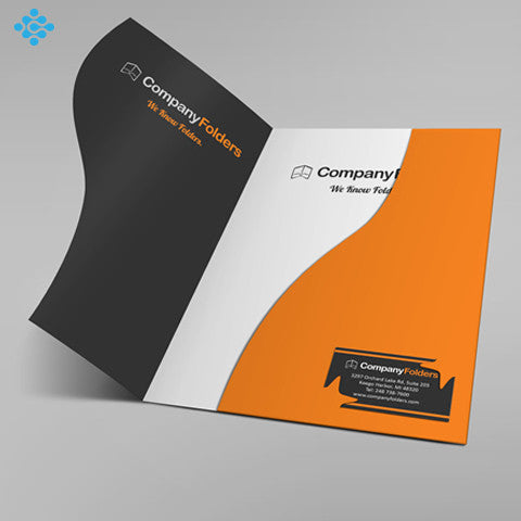 Folder Design, Business Cards & Stationery - Techzollc