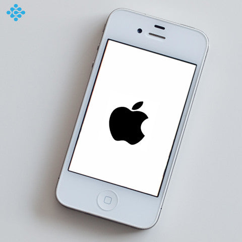 iPhone Mobile App Mockup Design