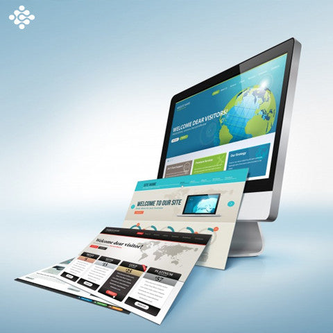 One Page Website Design & Development, Website Design - Techzollc