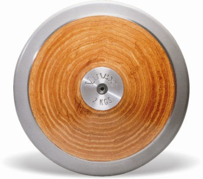 WOOD 80% Rim Weight Discus