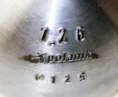 Polanik [UNPAINTED] (COMPETITION) Steel Shot Puts