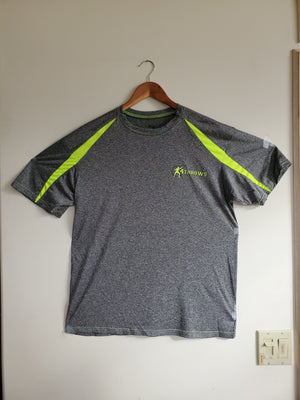 4Throws Discus Short Sleeve Athletic Shirt