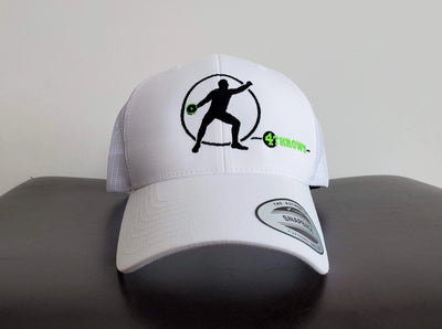 4Throws Discus Snapback