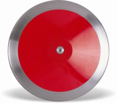 RED- 85% Rim Weight Discus