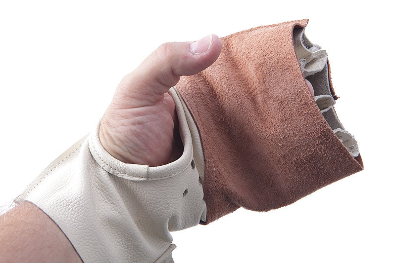 Polanik DLX Leather COMPETITION Hammer Gloves--SHIPPED!