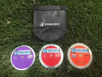 1KG Girls Discus - Elite Pack