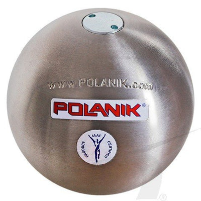 Polanik Stainless Steel Competition Shot Puts