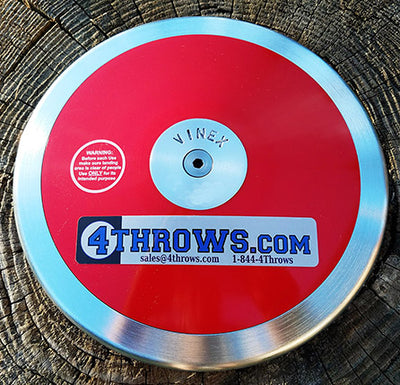 RED 75% Rim Weight Discus