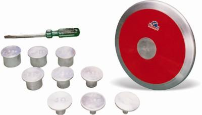 ADJUSTABLE weight Discus