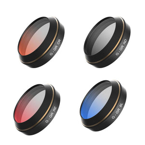 PGYTECH Lens Color Filter Set for Mavic Pro
