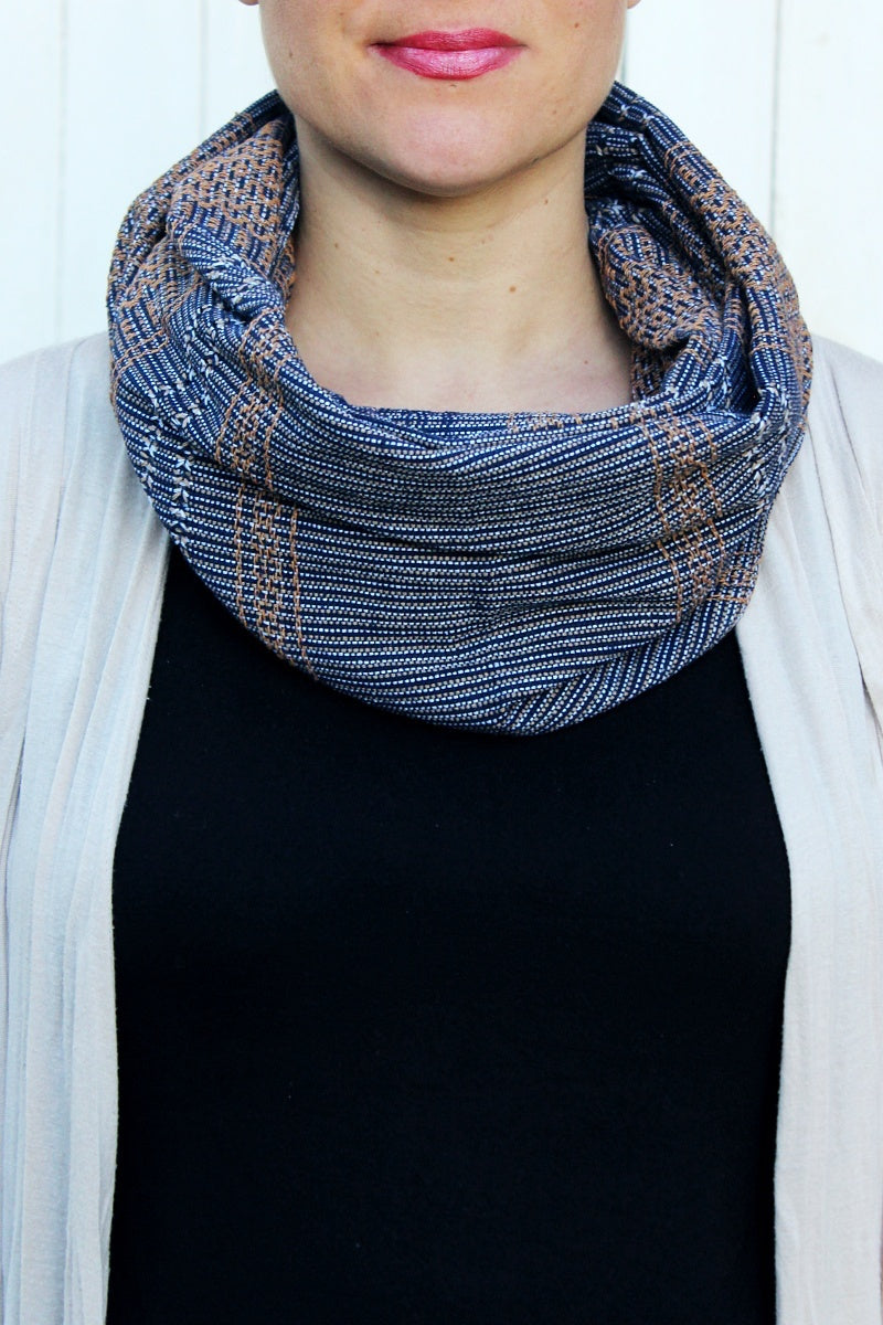 INFINITY COTTON SCARVES