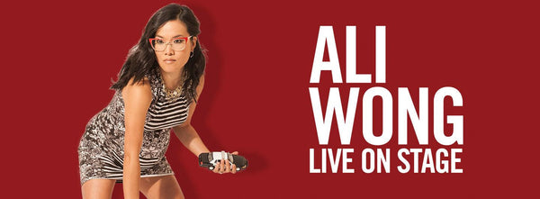 Ali Wong Live on Stage