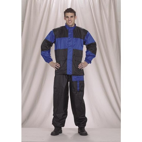 2 Piece Rain Suit Gear Motorcycle Gear