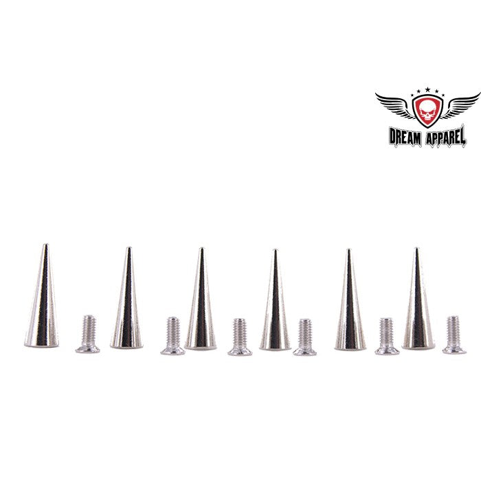 "1"" Conical Spikes PACK OF 5"