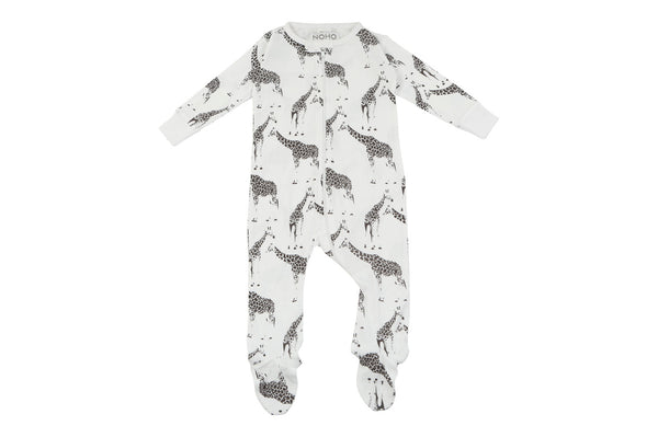 bamboo footed pjs