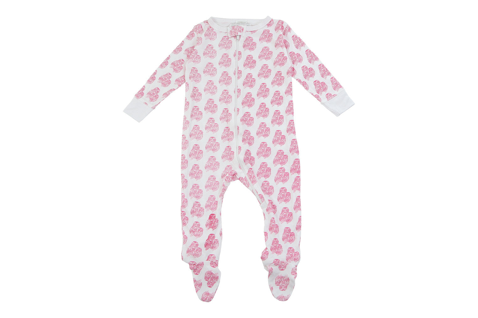 bamboo footed baby pajamas