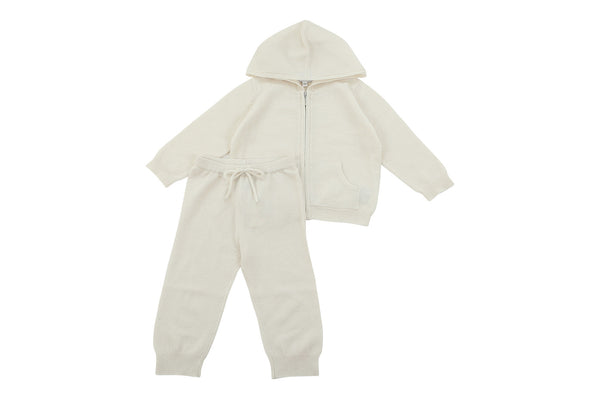 cream cashmere baby clothes